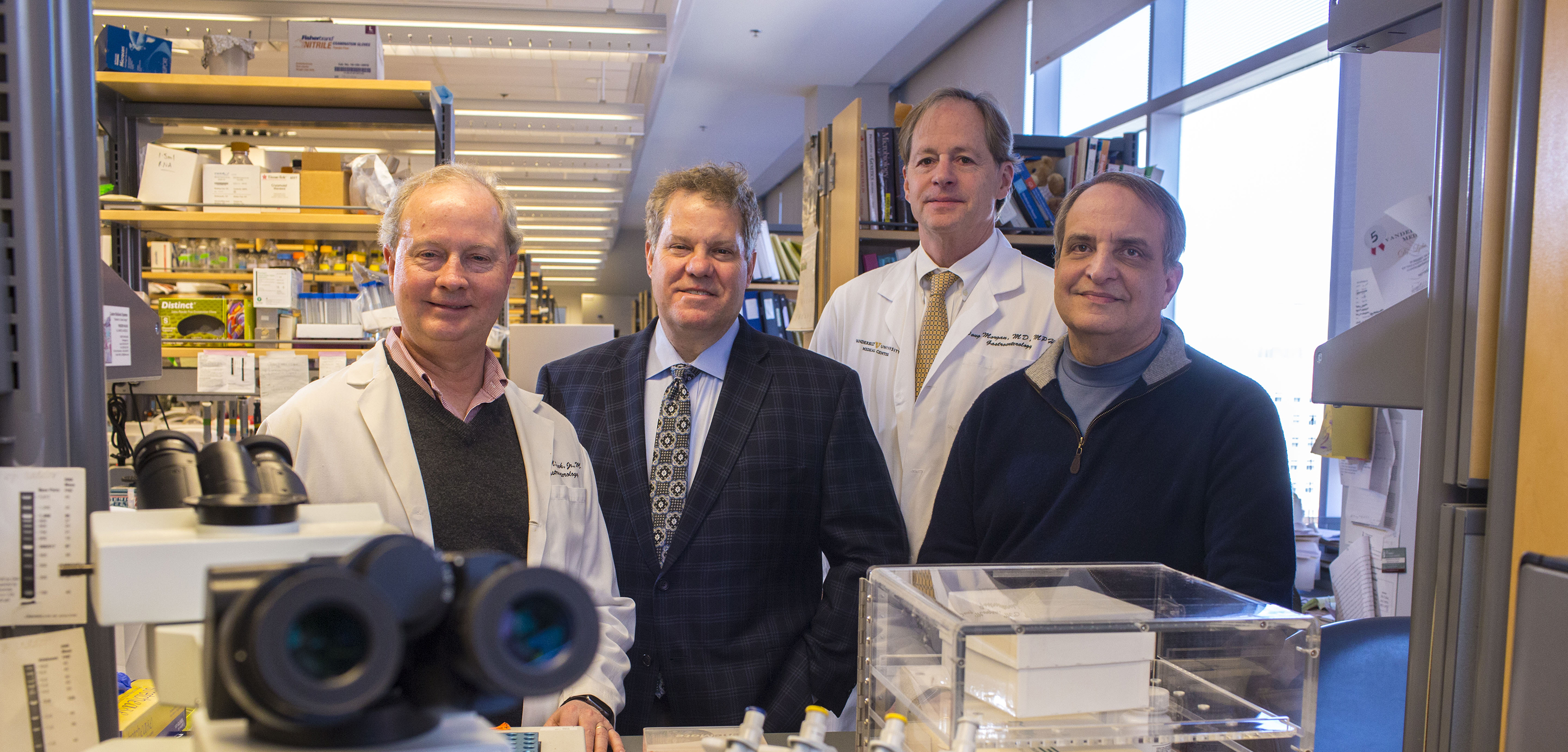 Gastric Cancer Researchers