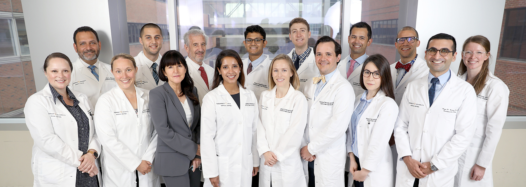 Dr. Freedman with new CA fellows