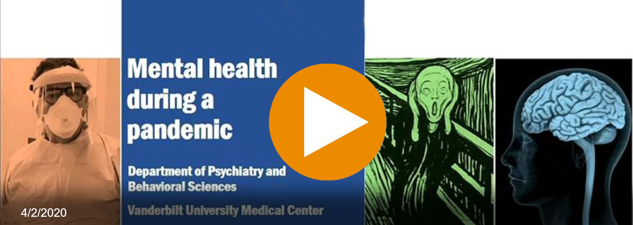 Mental Health in the time of Pandemic