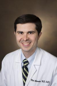 Matthew Alexander, MD, PhD