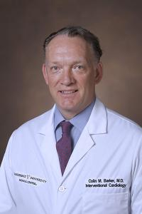 Colin Barker,MD, MA