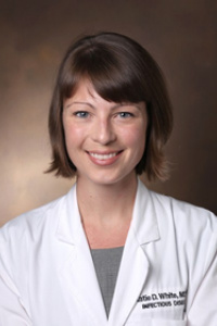 Katie D. White, Ph.D., M.D.